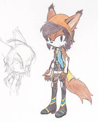 -Flighty Flair- by Axe-Cell