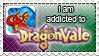 DragonVale Stamp by Dinogaby