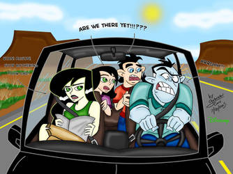 Are we there yet? by Dinogaby