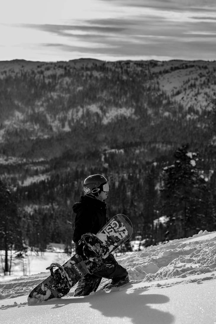 snowboard by Aliz1