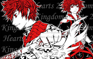Kingdom Hearts Wallpaper by ElaineX