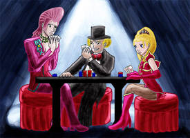 Turnabout is Fair Play by nonners