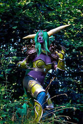 Ysera the Awakened by Skymone