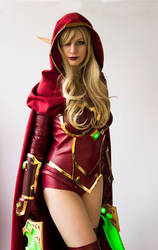 Blood Elf by Skymone
