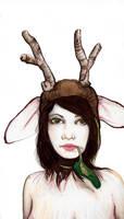 deer are by PrettyPineapple