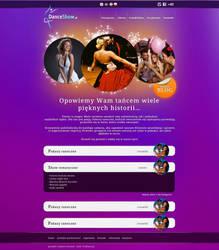 danceshow.pl by senatorcreation