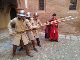 Militia Guard by SpeculumHistoriae