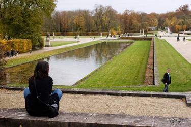 Jardin de Vaux-le-Vicomte by MeePat