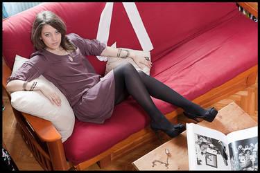 Audrey Boheme 1 by MeePat