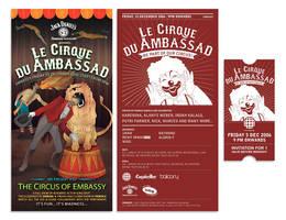 Le Cirque Du Ambassad by budimanraharjo