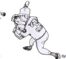 baseball by budimanraharjo