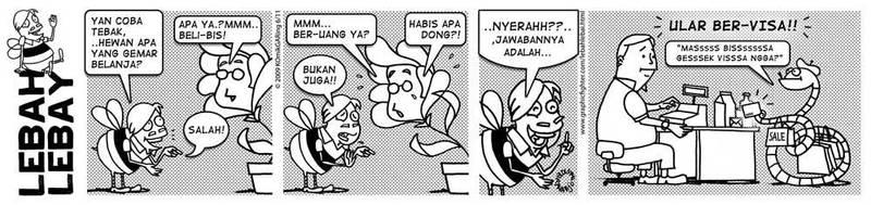 Lebah Lebay Weekly updated by budimanraharjo