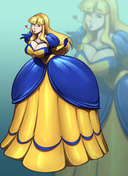 Princess Emily by Toughset by coredumperror