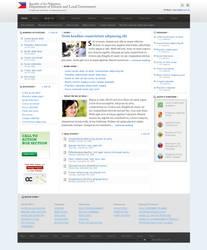 DILG Info Arch Draft 1 by rheyzer