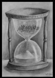 The time is running out by Sebmaestro