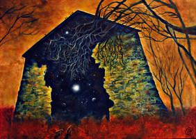 Cosmic ruins by Sebmaestro