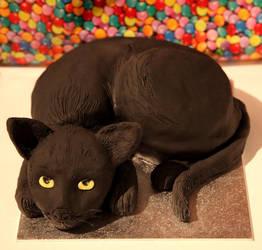 Wolfie in Cake by gertygetsgangster