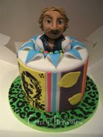 Keith Lemon Cake! Oooooosh! by gertygetsgangster