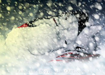World So Cold by KamioKitsune