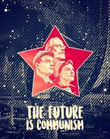 The future is communism v2 by xplkqlkcassia