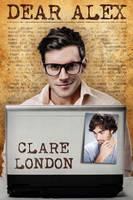 Dear Alex - book cover by LHarper