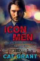 Icon Men  - book cover by LHarper