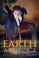 Earth Angel  - book cover by LHarper