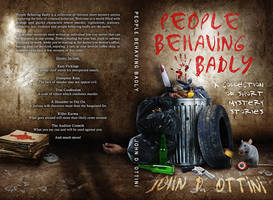 People Behaving Badly - full print by LHarper