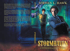 Stormhaven - print by LHarper