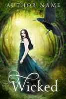 Wicked - premade book cover by LHarper