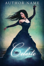 Celeste - premade book cover by LHarper