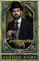 Evermore - premade book cover by LHarper
