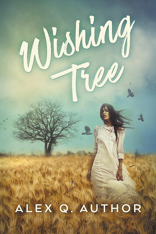Wishing Tree - premade book cover by LHarper