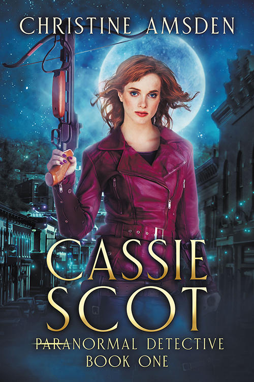 Cassie Scot by LHarper