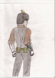 Mortar : Be a hero. by SawadaShirosaki110