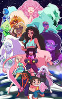 STEVEN UNIVERSE by Brother-Tico