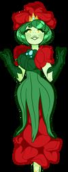 Rose Princess- Rosalin by Askthewerewolfprince