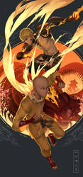 One Punch Man by lydia-the-hobo