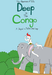 Tintin in the Congo 2 by TandP