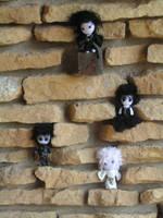 Creepy Cuties by dreamofwings