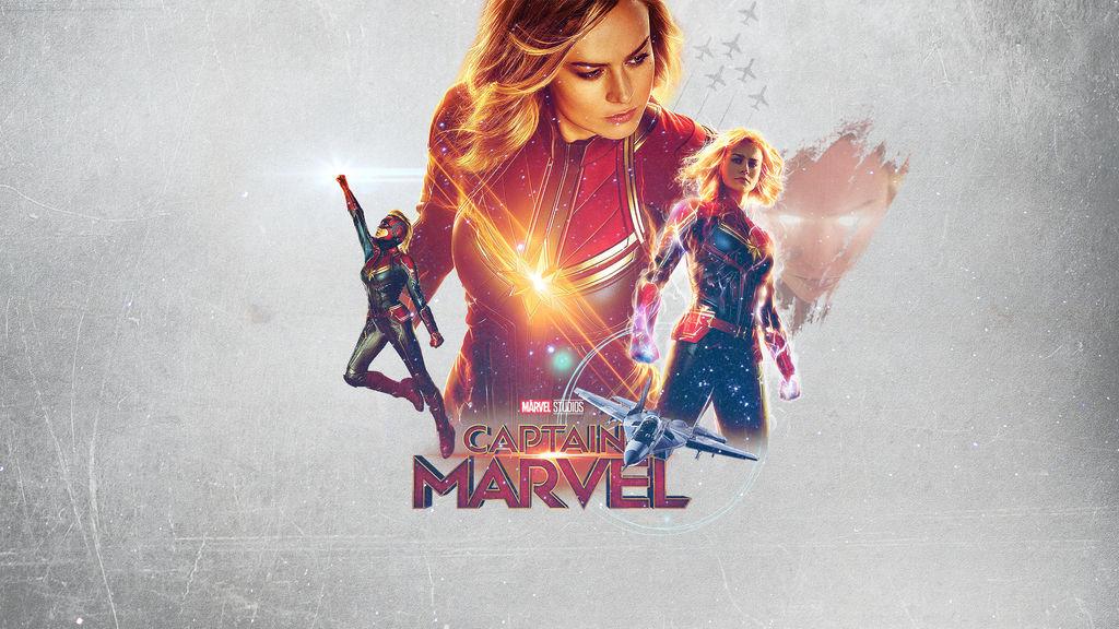 Captain Marvel Wallpaper By Edemracz On Deviantart