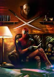 Deadpool by mehdic