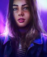 Portrait #017 by mehdic