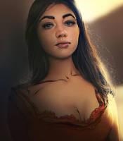 Portrait #027 by mehdic