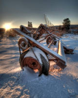Glynwood Farm Sunset by jnati