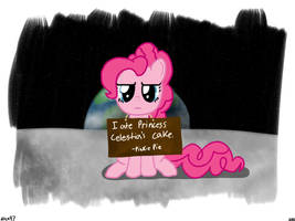 You Ate My Cake... by postcactus