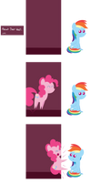 MLP: About That Wall... by postcactus
