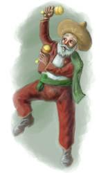 Santa Fiesta by devonsego