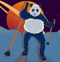 Panda Poles by devonsego
