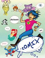 .Comix : Antologia de Comics by LeenaCruz